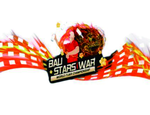 2018年8月18日(土)開催『Stars War Bali World Flair Championship 2018』