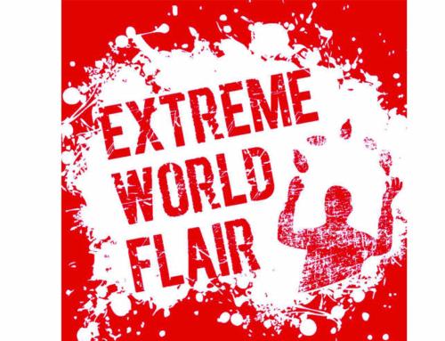 2018 年 9 月 16 日(日)開催『Extreme World Flair 予選』世界大会日本代表が大阪で決まる!! 優勝者は沖縄で行われる世界大会の日本代表に!!