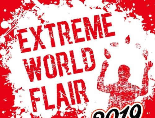 2019年04月07日(日)開催  anfa『EXTREAM WORLD FLAIR 2019 国内予選』
