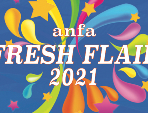 2021年04月25日(日) 開催  anfa『 Fresh Flair 2021 』