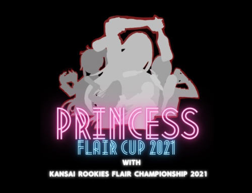 2021年07月25日(日)  anfa『Princess Flair Cup 2021』『関西Rookies Flair Championship 2021』同日開催